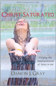 The Christ Saturated Life - Forging the heart and mind of Jesus in me, by Damon J. Gray